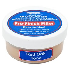 Woodwise Red Oak Pre-Finish Filler