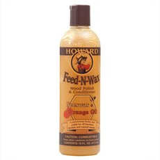 Howard Feed-N-Wax Wood Polish and Conditioner