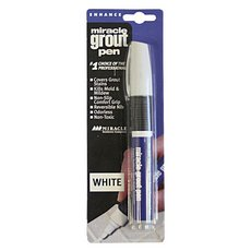 Miracle Grout Pen White