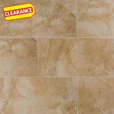 Clearance! Majestic Beige White Body Ceramic Tile
