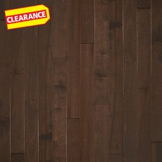 Clearance! Summerdine Maple Smooth Solid Hardwood