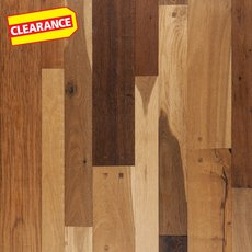 Clearance! Rustic Country Oak Distressed Engineered Hardwood