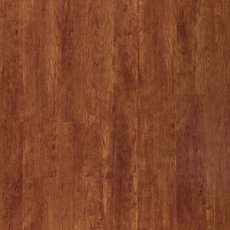 Cherry High Gloss Rigid Core Luxury Vinyl Plank - Cork Back