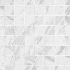 Volakas Polished Porcelain Mosaic