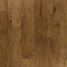 Light Brown Hickory Techtanium Locking Engineered Hardwood
