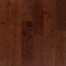 Mocha Birch II Smooth Engineered Hardwood