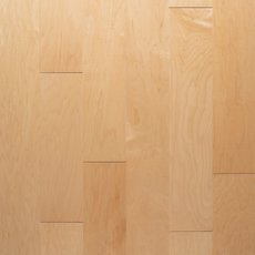 Natural Maple II Smooth Engineered Hardwood