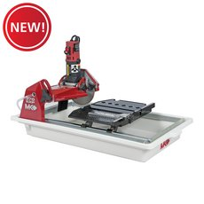 New! MK Diamond 370EXP 120V Tile Saw