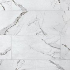 Levante White II Matte Ceramic Tile