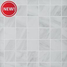 New! Cesari Bianca II Matte Porcelain Mosaic
