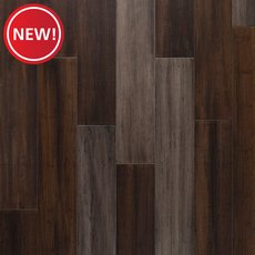 New! Culberson Wire-Brushed Solid Stranded Bamboo