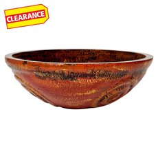 Clearance! Inca Sun Glass Sink