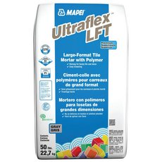 Mapei Ultraflex LFT Gray - Large Format Tile Mortar