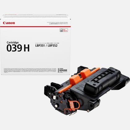 Cartouche toner haut rendement Canon 039H