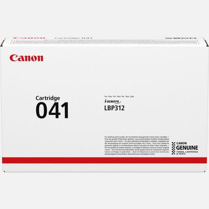 Cartouche de toner noir Canon 041BK