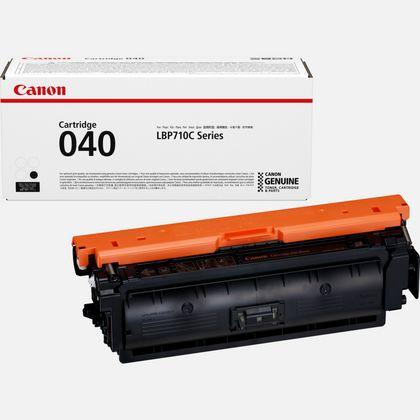 Cartouche toner noir Canon 040BK