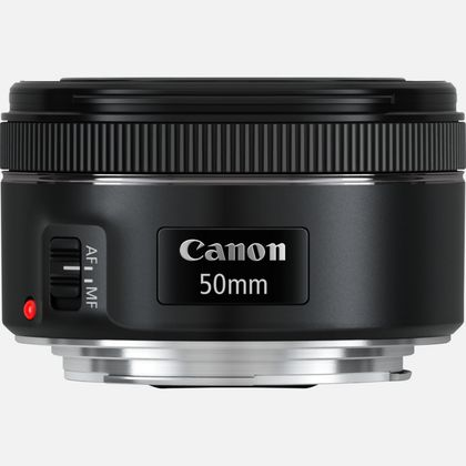 Objectif Canon EF 50mm f/1.8 STM