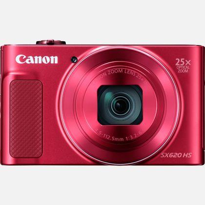 Canon PowerShot SX620 HS - Rouge