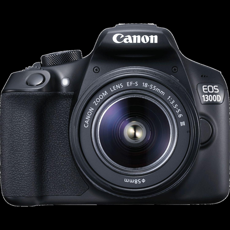 Canon EOS 1300D + obiettivo 18-55 mm
