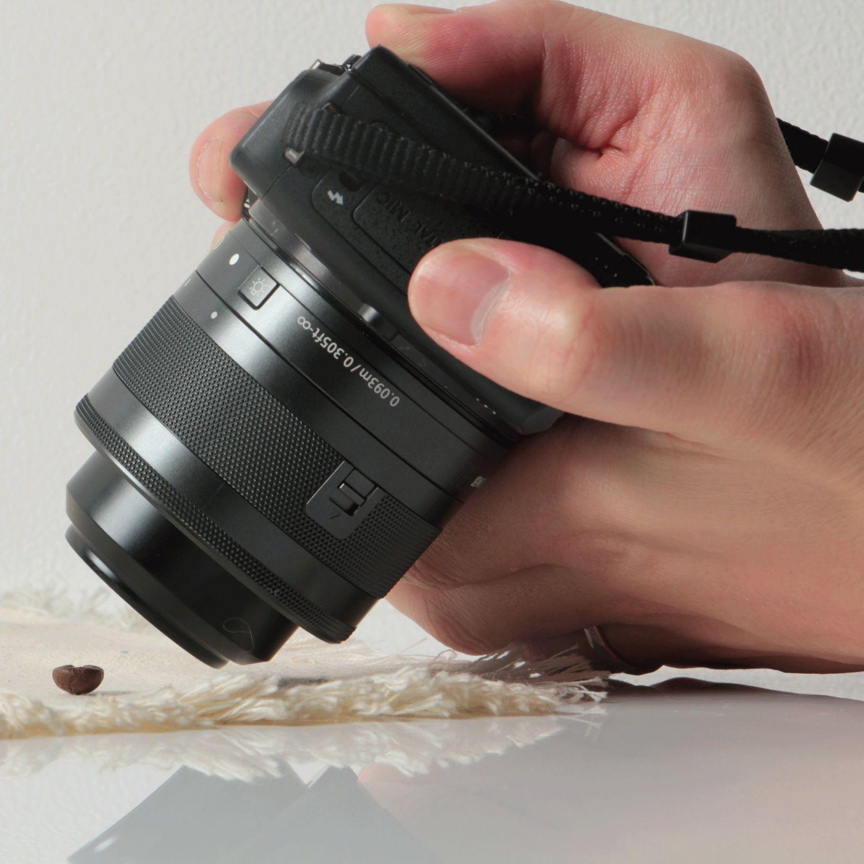 Canon Ef M 28mm F 35 Macro Is Stm Objektiv Deutschland Shop Bild Vergrern