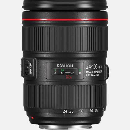 Objectif Canon EF 24-105mm f/4L IS II USM