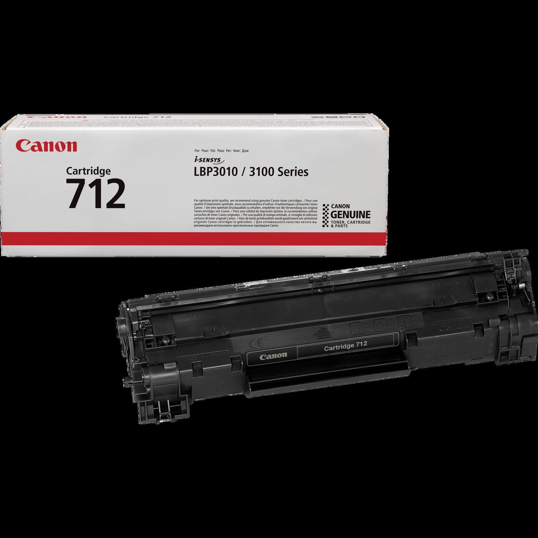 Buy Canon 712 Black Toner Cartridge — Canon Sweden Store