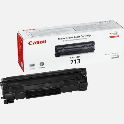 Cartouche de toner noir Canon 713