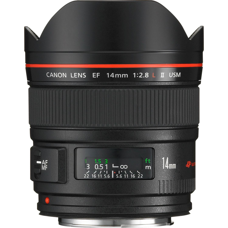 Compra Objetivo Canon EF 14 mm f/2,8L II USM — Canon Spain Store