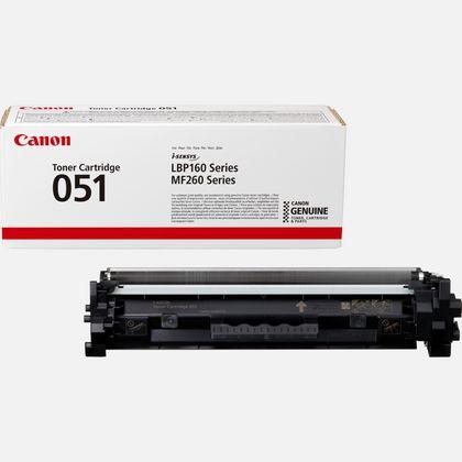 Cartouche de toner Canon 051, noir