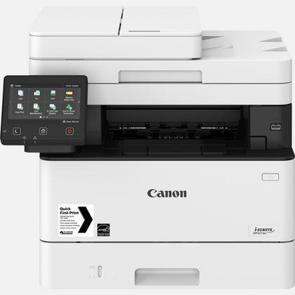 Imprimante laser multifonction monochrome Canon i-SENYS MF421dw – Gris