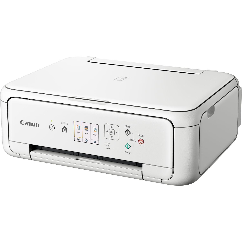 canon pixma ts5151 blanc in imprimantes wifi canon. Black Bedroom Furniture Sets. Home Design Ideas