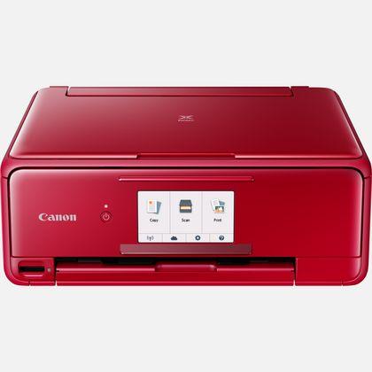 Canon PIXMA TS8152 - Rouge