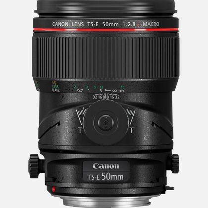 Objectif macro Canon TS-E 50mm f/2.8L