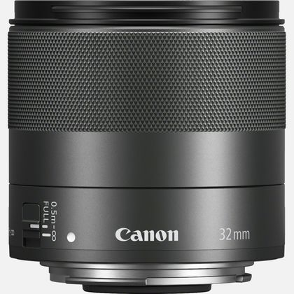 Objectif Canon EF-M 32mm f/1.4 STM