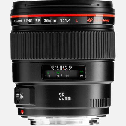 Objectif Canon EF 35mm f/1.4L USM