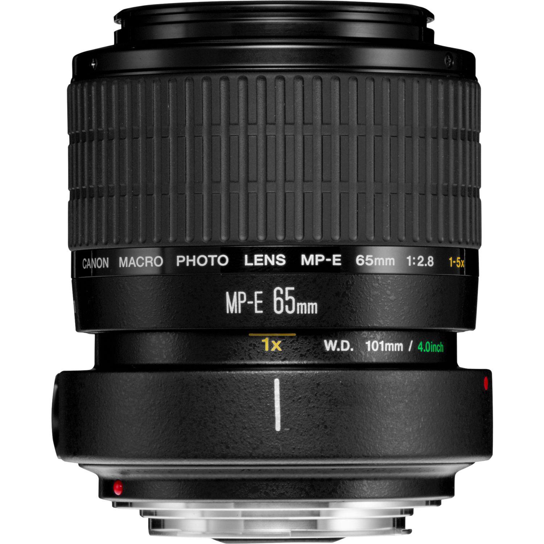 Compra Objetivo Canon MP-E 65 mm f/2,8 1-5x Macro Photo — Canon ...