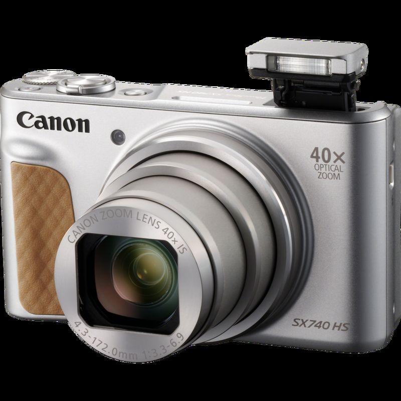 Charger CB-2LHE for Canon PowerShot G1x Mark III PowerShot SX740 HS