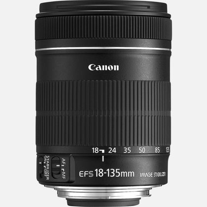 Objectif Canon EF-S 18-135mm f/3.5-5.6 IS