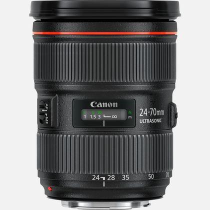 Objectif Canon EF 24-70mm f/2.8L II USM