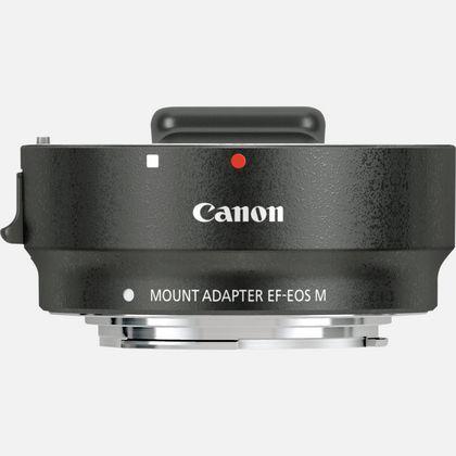 Bague d'adaptation monture pour objectif Canon EF-EOS M