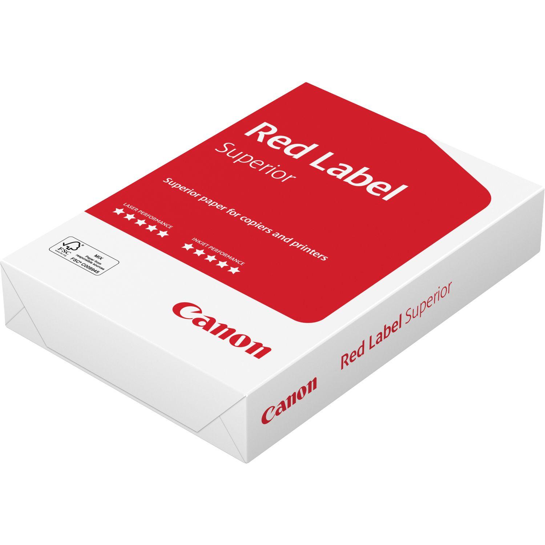 canon red label superior fsc 80 g m a3 papier 500 blatt. Black Bedroom Furniture Sets. Home Design Ideas