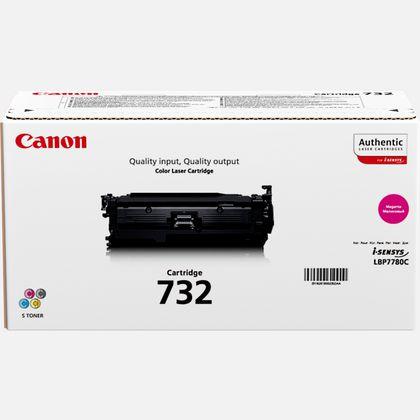 Cartouche toner magenta Canon 732M