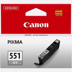 CANON CLI-551 GY Tinte grey 7ml - Canon - 4960999904627 - 1