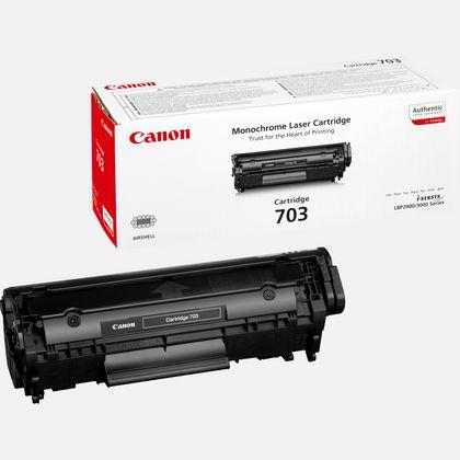 Cartouche toner noir Canon 703