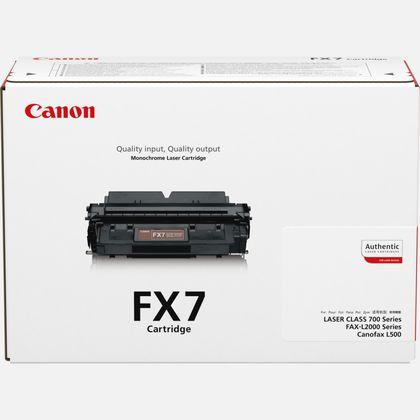 Cartouche toner Canon FX7