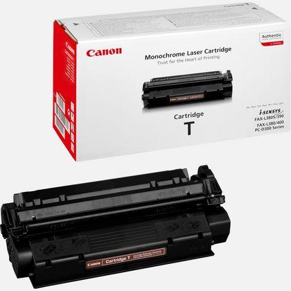 Cartouche toner noir Canon CRG T
