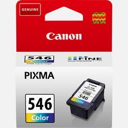 Immagine di Cartuccia d'inchiostro colore Canon CL-546 C/M/Y