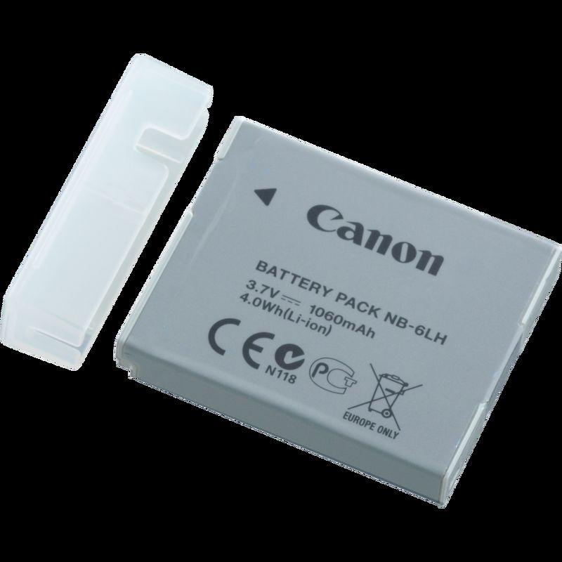 Alimentatore Canon Powershot sx600 HS PowerShot sx500 IS Alimentatore