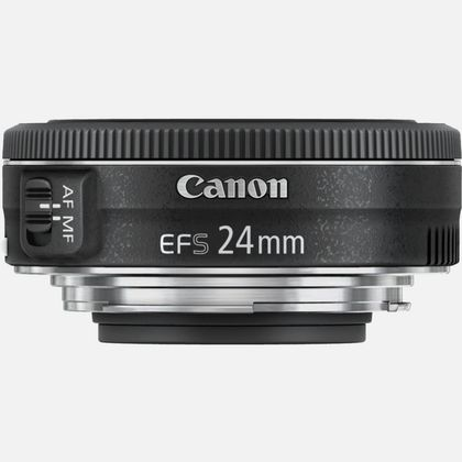 Objectif Canon EF-S 24mm f/2.8 STM