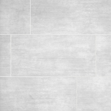 Brush Stroke Nickel Porcelain Tile